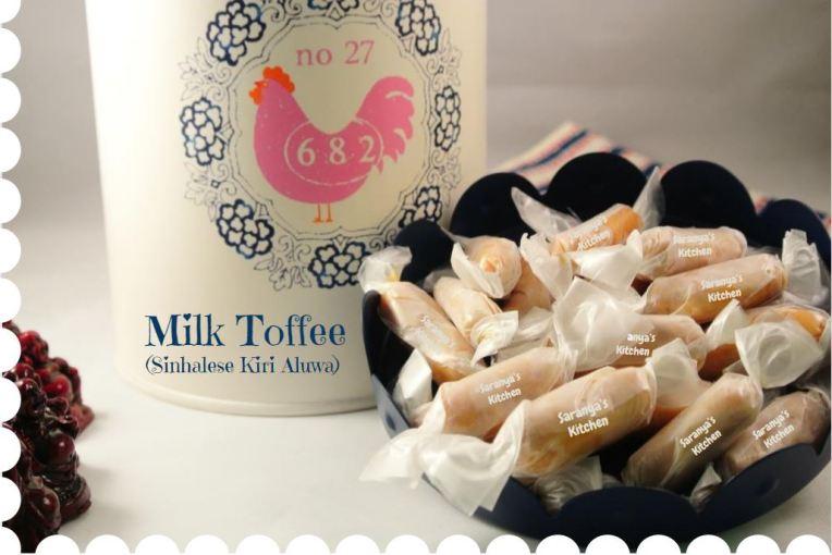 Milk Toffee