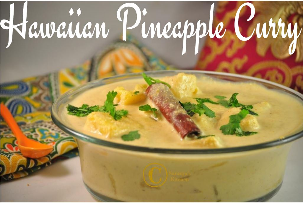 Hawaiian Pineapple Curry