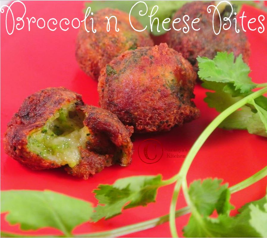 broccoli n cheese bites